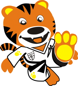 Links Karate Tiger