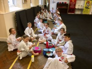 Links Karate Course